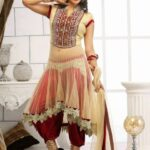 Lovely Anarkali Garments Pattern for Females (5)