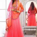 Lovely Anarkali Garments Pattern for Females (6)