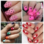 Lovely Nail Art Styles Variety 2014-15 (2)