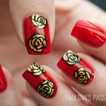 Lovely Nail Art Styles Variety 2014-15 (3)