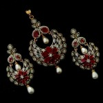 Mariam Sikander Function Jewelry Creations 2014 For Girls (5)