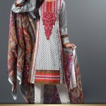 Mausummery New Eid Wear Dresses Collection 2014-15 2