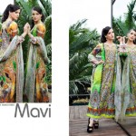 Mavi Designer Embroidered Collection 2014-15 4