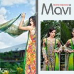 Mavi Designer Embroidered Collection 2014-15 8