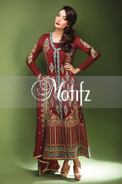 Motifz Cool Fall Garments 2014 For Ladies (5)