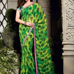Natasha Couture Beautiful Sarees Collection 2014-15 4