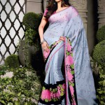 Natasha Couture Beautiful Sarees Collection 2014-15 5