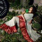 Natasha Couture Beautiful Sarees Collection 2014-15 6