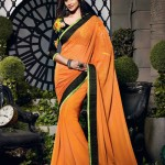 Natasha Couture Beautiful Sarees Collection 2014-15 7