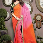 Natasha Couture Beautiful Sarees Collection 2014-15 9