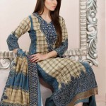 Naveed Nawaz Textile Star Classic Khaddar Outfits Fashion 2014-15 (1)