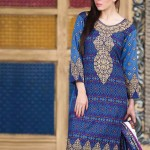 Naveed Nawaz Textile Star Classic Khaddar Outfits Fashion 2014-15 (4)
