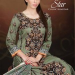 Naveed Nawaz Textile Star Classic Khaddar Outfits Fashion 2014-15 (5)