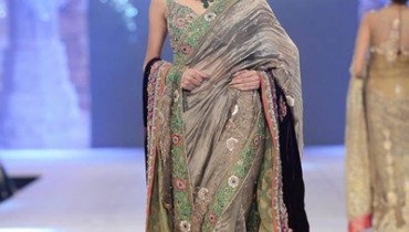 Nickie Nina Rumi at PFDC L'Oreal Paris Bridal Week 2014 Day 3 1