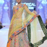 Nomi Ansari Gul Collection PFDC L LOreal Paris Bridal Week 2014 11