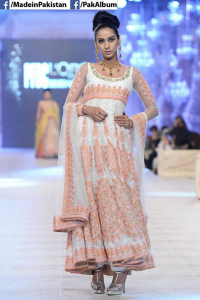 Nomi Ansari Gul Collection PFDC L LOreal Paris Bridal Week 2014  12