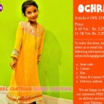 Ochre Eid-Ul-Azha Collection 2014-15 7