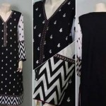 Partially Embroided Fashion Kurti Variety 2014-15 For Ladies (1)