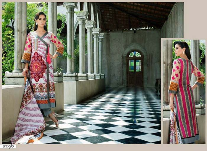 Riwaj Cambric by Shariq Textiles Next Season Variety 2014-15 For Ladies (1)