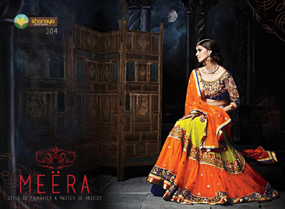 RupaliOnline  Party Wear Frocks Collection 2014-15 4
