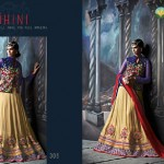 RupaliOnline Party Wear Frocks Collection 2014-15 7