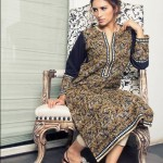 Sana Safinaz Relaxed Eid Garments 2014 (1)
