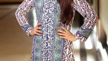 Sana Salman (Riffat & Sana) Winter Fall Collection 2014-15 1