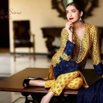Sana Salman (Riffat & Sana) Winter Fall Collection 2014-15
