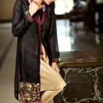 Sana Salman (Riffat & Sana) Winter Fall Collection 2014-15 6