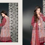 Sana & Samia Attractive Concepts 2014-15 For Ladies by Lala Textile (1)