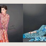 Sana & Samia Attractive Concepts 2014-15 For Ladies by Lala Textile (4)