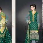 Sana & Samia Attractive Concepts 2014-15 For Ladies by Lala Textile (5)