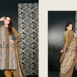 Sana & Samia - Khaddi Dresses Collection 2014 11
