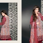 Sana & Samia - Khaddi Dresses Collection 2014 12