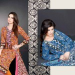 Sana & Samia - Khaddi Dresses Collection 2014 13