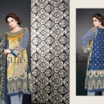 Sana & Samia - Khaddi Dresses Collection 2014 14