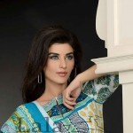 Sana & Samia - Khaddi Dresses Collection 2014