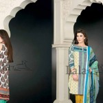 Sana & Samia - Khaddi Dresses Collection 2014 3