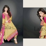 Sana & Samia - Khaddi Dresses Collection 2014 5