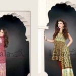 Sana & Samia - Khaddi Dresses Collection 2014 8