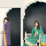 Sana & Samia - Khaddi Dresses Collection 2014 9