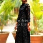 Sanober Azfar Regular Outfits Vogue 2014 For Ladies (1)