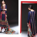 Shaista.cloth Winter Dresses Collection 2014-15 5