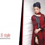 Shaista.cloth Winter Dresses Collection 2014-15 6