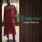 Turquoise New Autumn Dresses Collection 2014-15 8