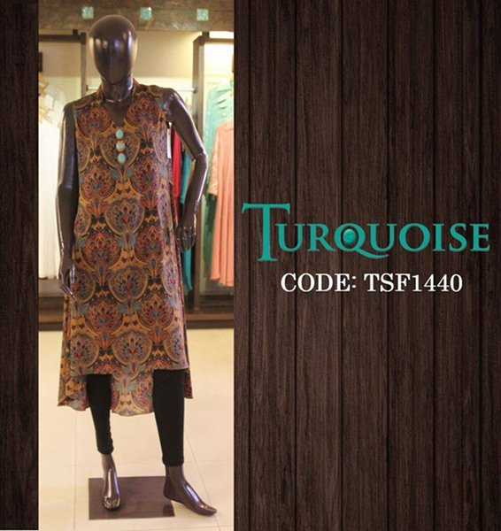 Turquoise New Season Assortment 2014 For Females (6)