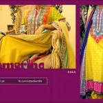 VS Textiles Sumerina Beautiful Padded Clothes Selection 2014 (4)