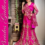 album Wedding Lehenga Collection 2014-15 7