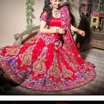 album Wedding Lehenga Collection 2014-15 9