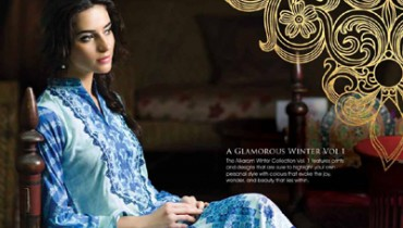 alkaram FallWinter Collection 2014 1